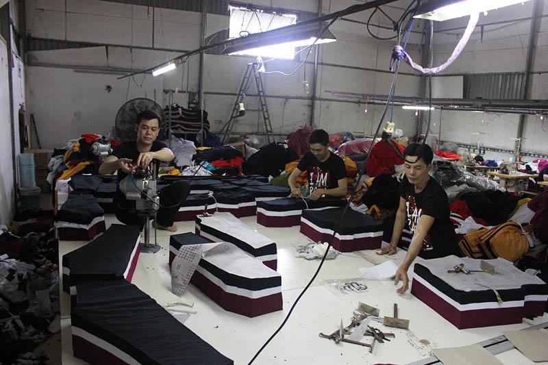 Xưởng may balo túi xách