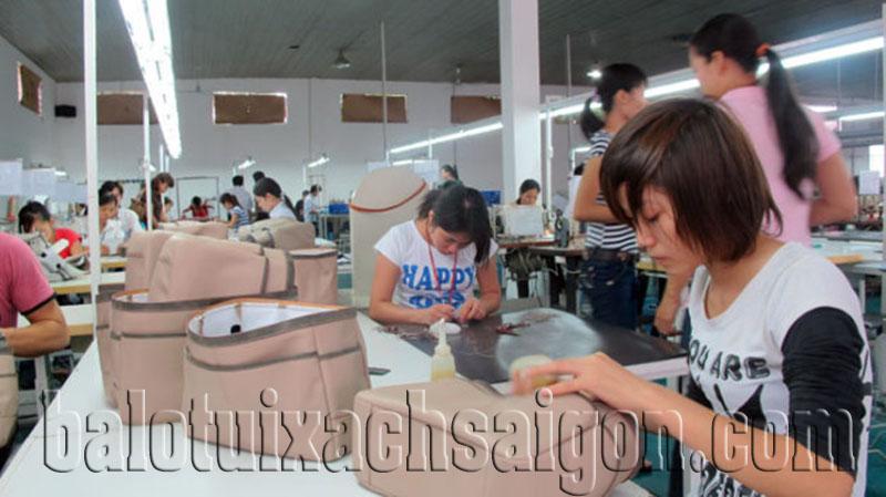 Công ty may balo túi xách tại tphcm