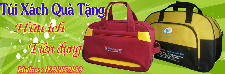 May túi xách du lịch tại TPHCM