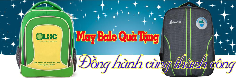 May balo quà tặng giá rẻ tại TPHCM