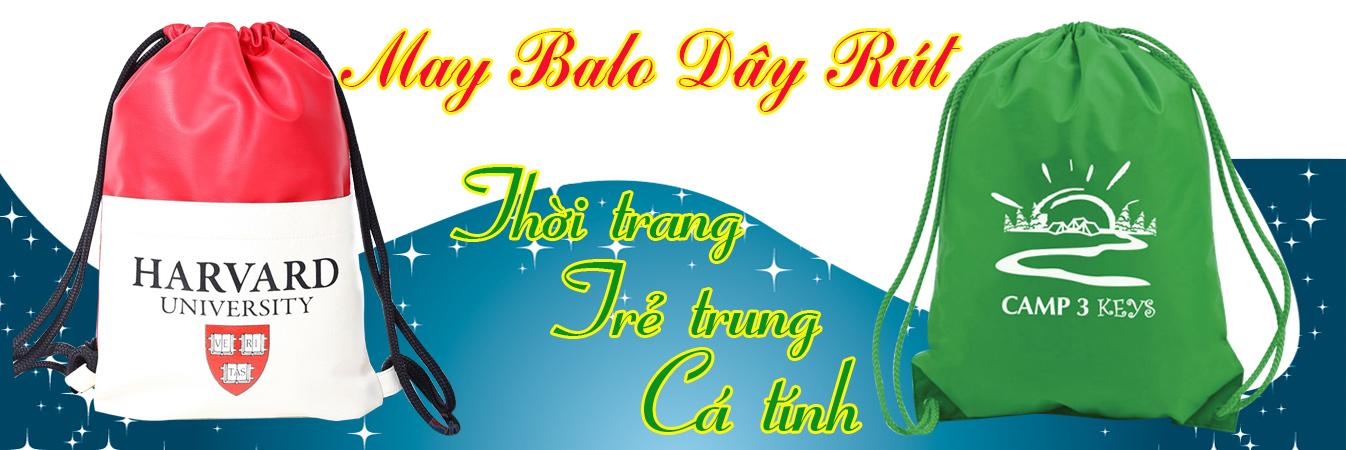 banner balo day rut