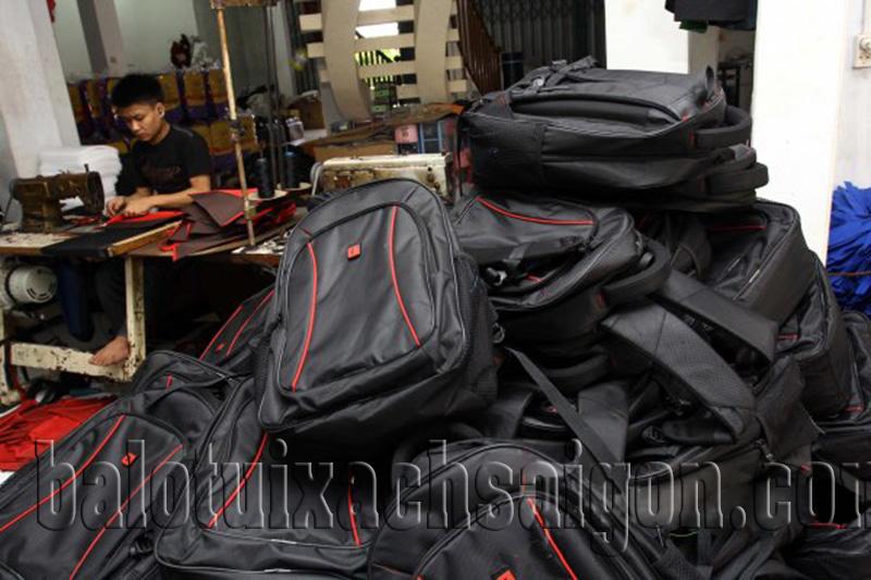 Sản xuất balo túi xách