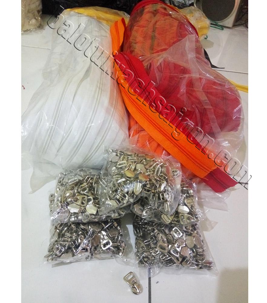 Khóa kéo dành cho các loại balo túi xách
