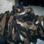 Sản xuất mẫu túi đựng vợt